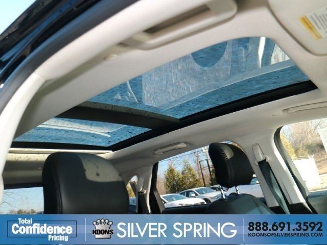 Koons Silver Spring >> 2018 Ford Edge Sport Silver Spring MD | Bethesda Rockville Germantown Maryland 2FMPK4AP8JBB30079