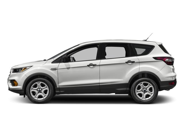 2017 Ford Escape Se In Silver Spring Md Koons