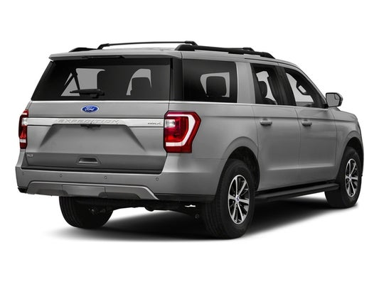 2018 Ford Expedition MAX >> 2018 Ford Expedition Max Xlt