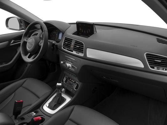 2017 Audi Q3 Premium Plus Silver Spring MD