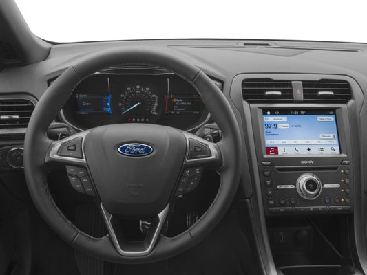 2017 Ford Fusion Sport In Silver Spring Md Koons