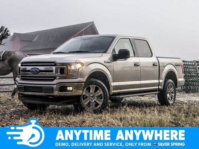2018 Ford F 150 Lariat In Silver Spring Md Koons